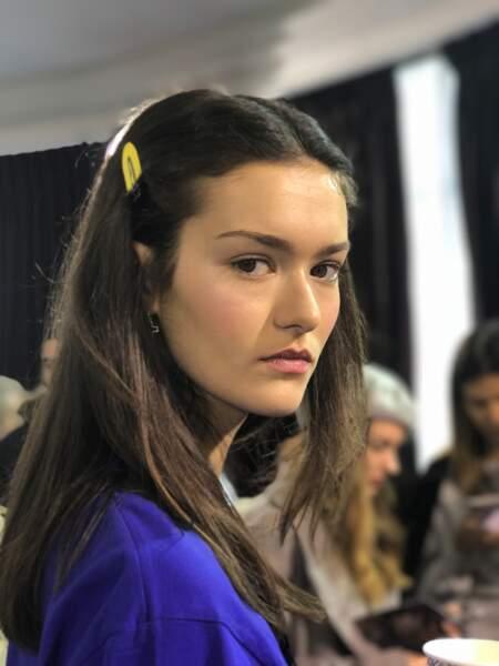 Fashion Week femme : dans les coulisses beauté du défilé Leonard Paris