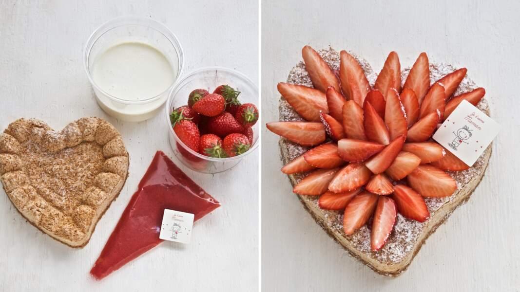 Kit de pâtisserie. Création gourmande, 39 € sur christophemichalak.com @DelphineMichalak