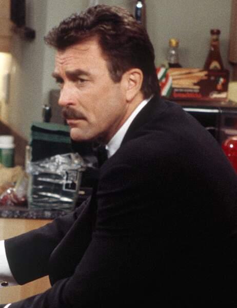 Le Dr Richard Burke a longtemps été le petit ami de Monica