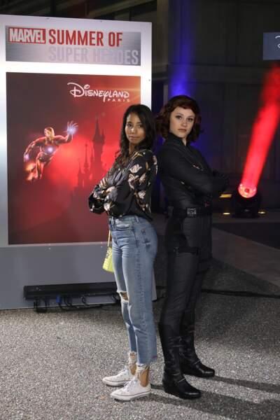 Eté Marvel Disneyland Paris - Hajiba Fahmy