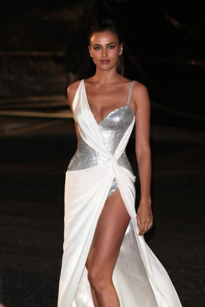 Les do : Irina Shayk