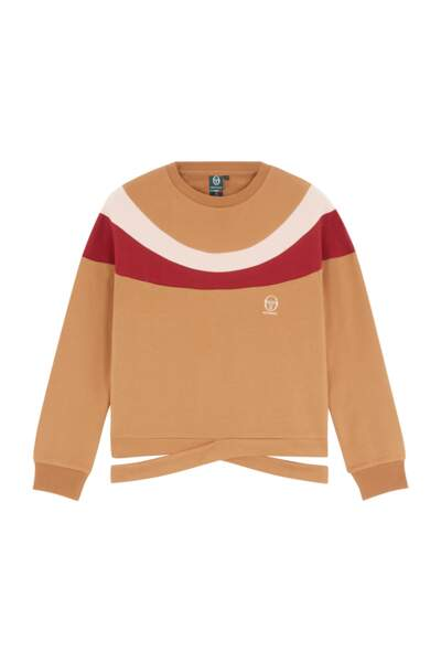 Sweatshirt Sergio Tacchini x Eleven Paris, 79€
