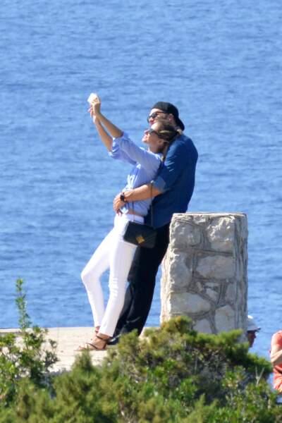 """Gisele Bünchen et son mari Tom Brady : """"Allez une photo pour les gamins et on va manger une glace"""""""