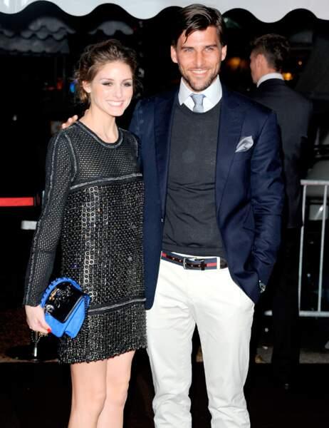 Olivia Palermo et son petit ami Johannes Huebl
