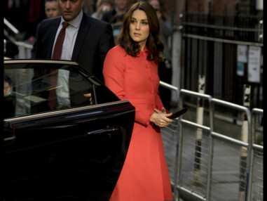 PHOTOS Pourquoi Kate Middleton ne portait pas sa bague de fiançailles