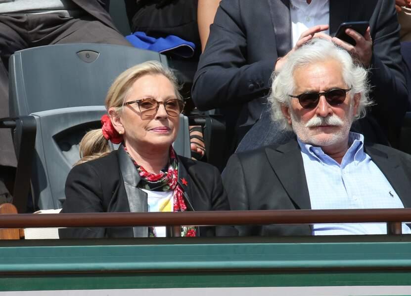 Véronique Sanson et son compagnon Christian Meilland