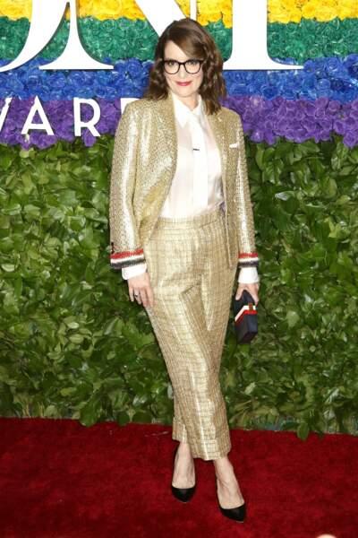 Tina Fey à la 73ème cérémonie des Tony Awards
