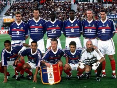 VOICI - Coupe du Monde : l'avant/après des joueurs de l'Equipe de France 1998 en photos