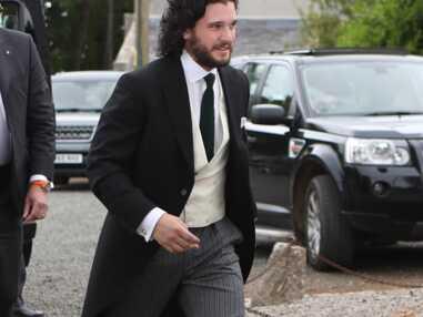 PHOTOS Game of Thrones : Kit Harington et Leslie Rose se sont dit oui !
