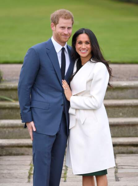 Meghan Markle : le don't, le manteau plus court que la robe