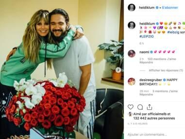 Heidi Klum a 46 ans : elle fête son anniversaire auprès de son chéri Tom Kaulitz en tournée avec Tokio Hotel