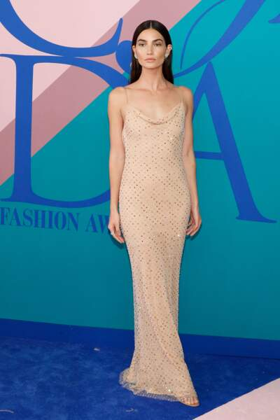 CFDA Fashion Awards 2017 - Lily Aldridge