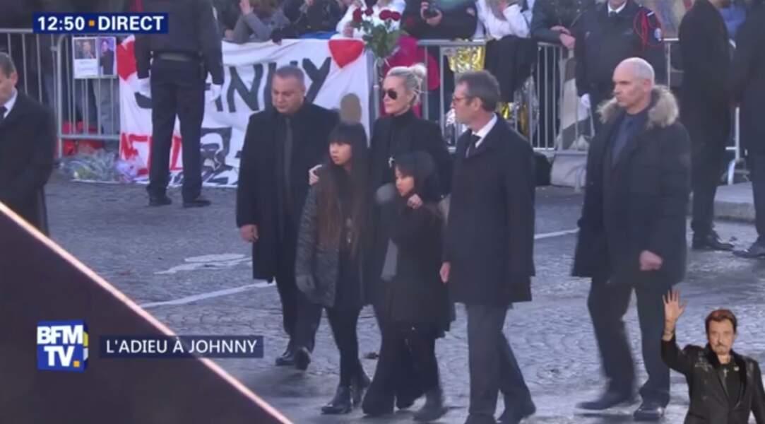 Hommage à Johnny Hallyday : Joy craque à son tour