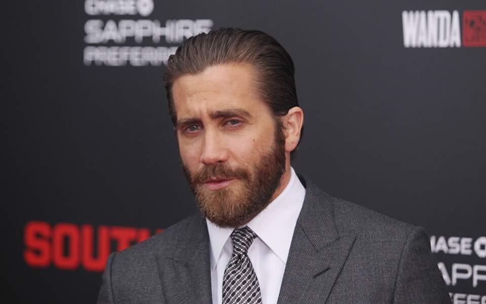 Jake Gyllenhaal barbu : MAGNIFIQUE