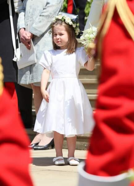 Mariage du prince Harry : la robe des demoiselles d'honneur a été créée par Clare Waight Keller, DA de Givenchy