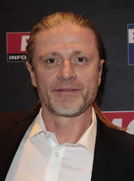 Emmanuel Petit en 2018 (47 ans)