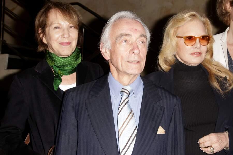 Soirée en hommage à Danielle Darrieux : Jacques Jenvrin, Nathalie Baye et Sylvie Vartan