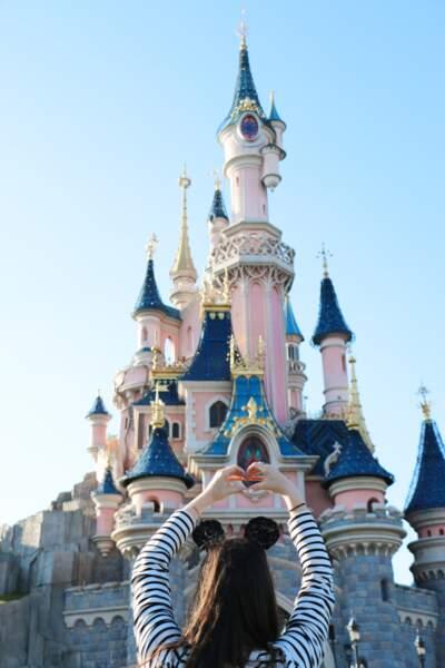 Marieluvpink à Disneyland Paris