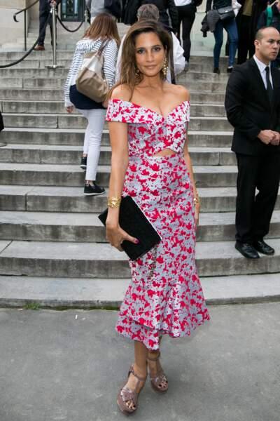 Le mannequin portoricain Astrid Munoz