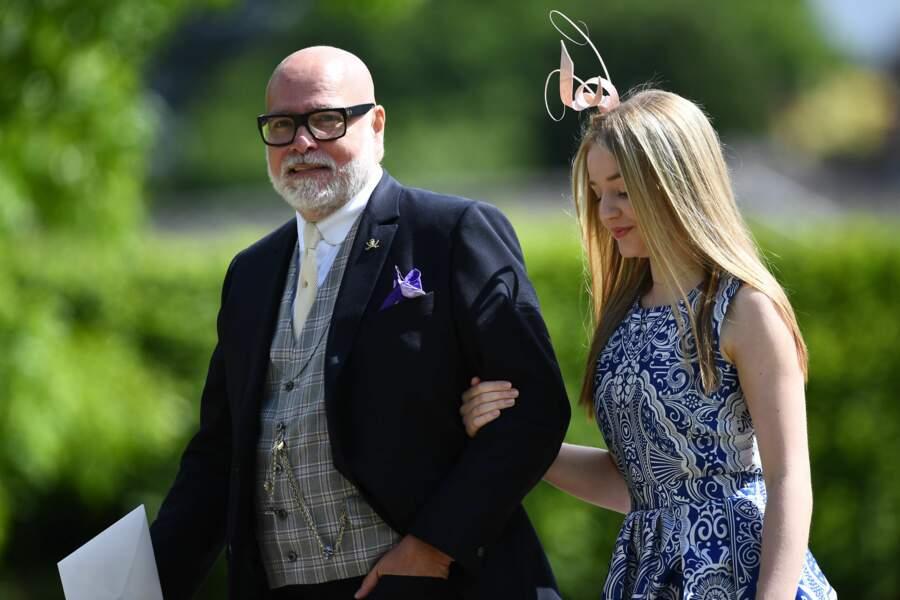 Gary Goldsmith, l'oncle de Pippa Middleton