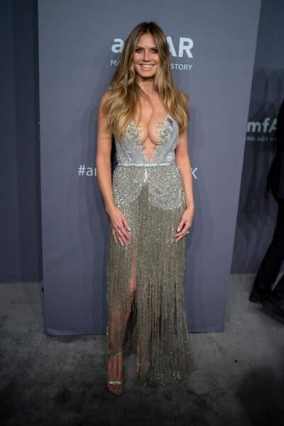 Do Heidi Klum très sexy