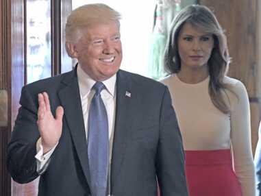 Melania Trump : sa tenue TRÈS moulante ne cache pas grand chose