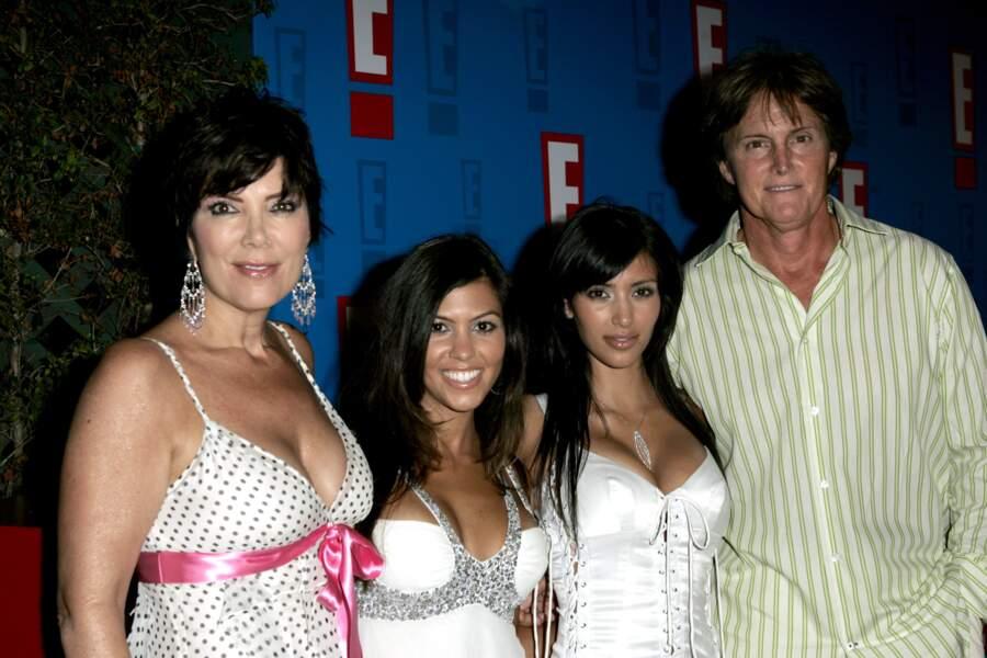 2005 : oui, la troisième personne en partant de la gauche, c'est Kim