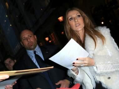 Céline Dion à Paris : ses enfants ont bien poussé