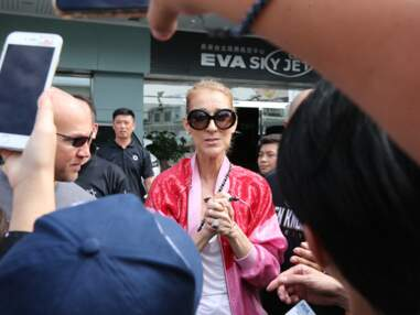 PHOTOS Céline Dion : encore un pétage de plomb vestimentaire, la chanteuse s'affiche en luxueux jogging