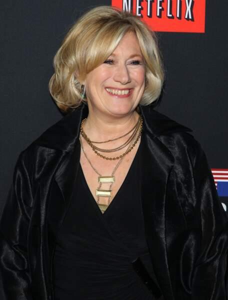 Jayne Atkinson, l'interprète de la sénatrice Catherine Durant