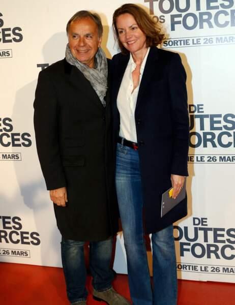 Patrice et Sandrine Dominguez
