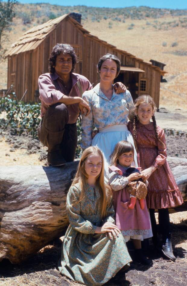 La petite maison dans la prairie : 100 ans après la 10ère diffusion