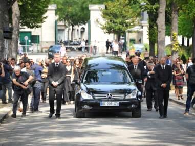 Les obsèques de Sonia Rykiel au cimetière du Montparnasse