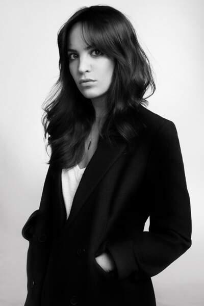Morgane Martini, make-up artist Marc Jacobs