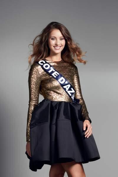 Miss Côte d'Azur : Jade Scotte – 23 ans