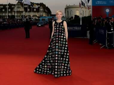 Festival de Deauville 2013 sur le tapis rouge