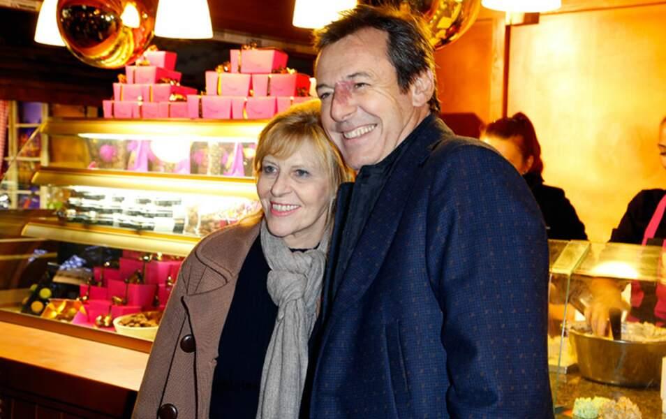 Chantal Ladesou et Jean-Luc Reichmann