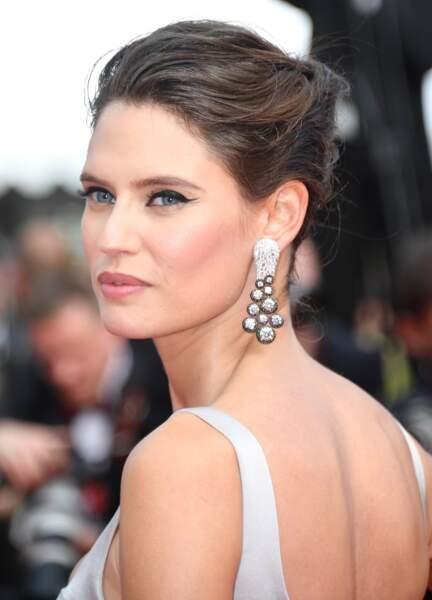 Cannes - Montée des Marches pour le 70ème anniversaire : Bianca Balti