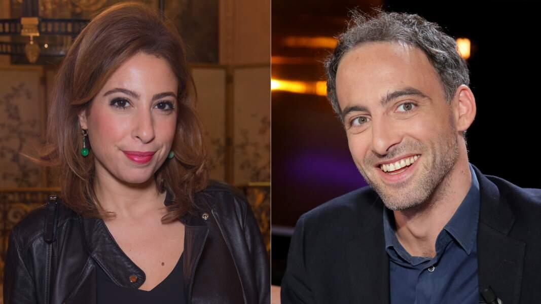 Rétro 2017 - les naissances : Léa Salamé et Raphaël Glucksmann : un fils, Gabriel