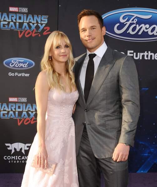 Ces couples brisés par le succès - Les cartons au box-office de Chris Pratt ont ruiné son mariage avec Anna Farris