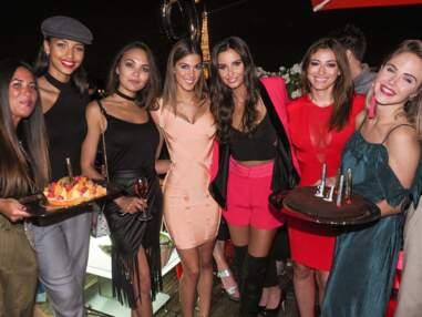 Ultra sexy, Malika Ménard fête ses 30 ans avec Iris Mittenaere et plein d'autres Miss canons