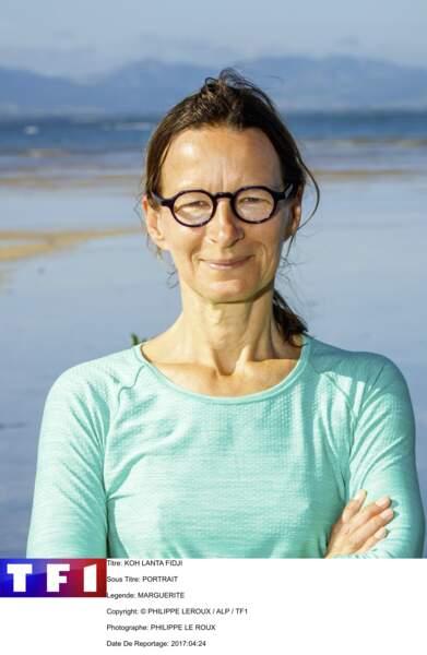 Marguerite / 52 ans / Dirigeante de start-up (Nord)