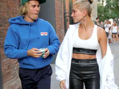 VOICI - Justin Bieber fou amoureux d'Hailey Balwin : l'adorable cadeau de Noël offert à sa femme