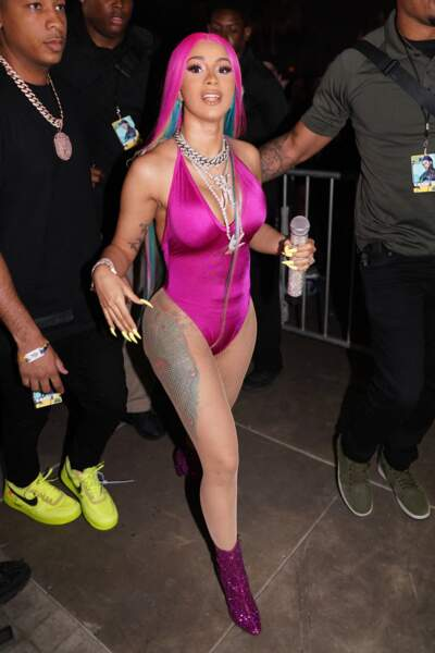 Cardi B au festival Rolling Loud de Miami