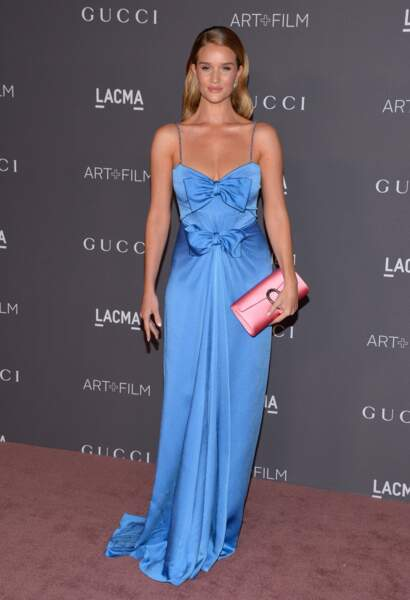 Rosie Huntington 2017 LACMA Art + Film Gala - LA