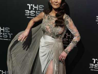 Catherine Zeta-Jones métamorphosée