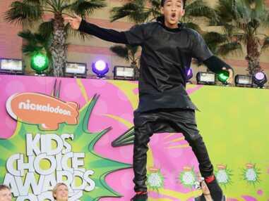 Kids' Choice Awards : le orange carpet