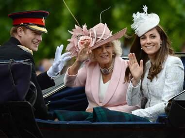L'anniversaire de la reine Elizabeth II
