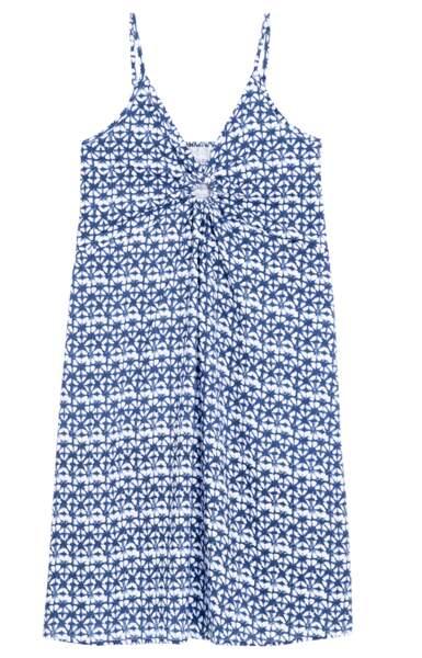 U Collection. Robe bain de soleil à imprimé Ikat, 19,90€