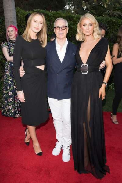 The Daily Front Row's Fashion Awards : Dee Ocleppo, Tommy Hilfiger et Paris Hilton